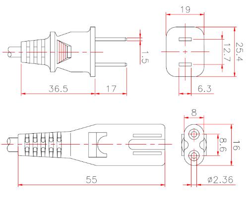 GB-1002-2009 (P201A)-GB-17465-C7 (S204)