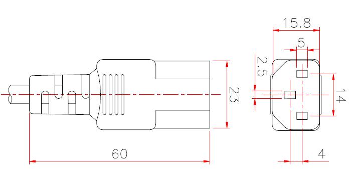 GB-17465-C13 (S301)