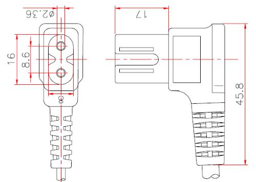 GB-17465-C7 (S204R)